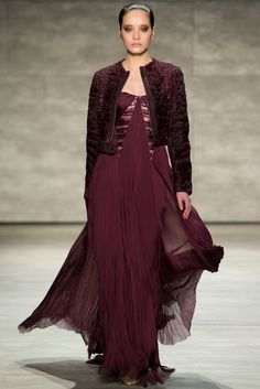 Bibhu Mohapatra Fall 2014 Ready-to-Wear - Collection - Gallery - Style.com