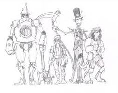 21 Best Wizard of Oz (Steampunk) images in 2013