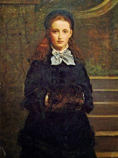 Pre Raphaelite Art: John Everett Millais