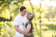 wishes on dandelions. Engagement session ideas. Engagement photos ideas