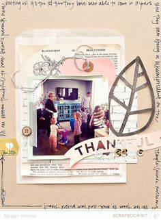 I really put my Silhouette Cameo Die Cut Machine to good use for my layouts that I created with this month's Studio Calico kits!! If you don't already have the Silhouette, you might want …