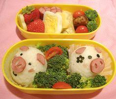 Bento - Nghệ thuật cơm hộp của Nhật Bản