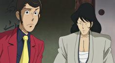 Lupin III and Goemon Ishikawa XIII