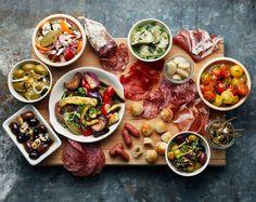 Lots of Fabulous Party food ideas!!!: LUNDLUND : : : MONICA EISENMAN