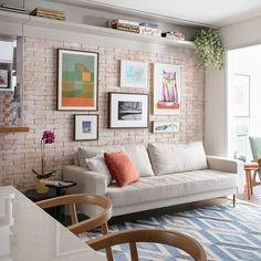 Here you will find photos of interior design ideas. Living Room Sofa, Living Room Decor, Home Office Decor, Home Decor, Apartment Interior Design, Sofa Design, Decoration, Living Room Designs, Sweet Home