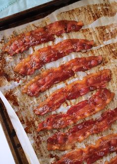 Foolproof Crispy Oven Bacon – Just Jessie B - Food Recipe Crispy Bacon In Oven, Oven Cooked Bacon, Bacon On The Grill, Make Bacon In Oven, Perfect Oven Bacon, Crispy Bacon Recipe, Bacon Recipes For Dinner, Whole 30 Recipes, Appetizer Recipes