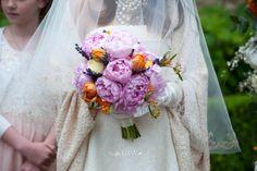 Tuscany wedding bridal bouquet
