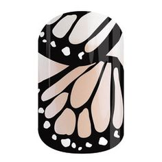 Butterfly Dream Are you a butterfly lover?  This CLEAR wrap is a must have!  Create a unique look by layering Butterfly Dream over your favorite lacquer or solid/ombre wrap.