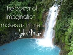 The power of imagination makes us infinite (2)...