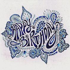 Happy Birthday - Pretty Whiskey - Alex Sautter - www.prettywhiskey.com