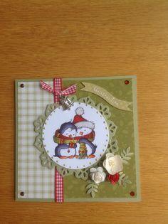 Hobby house Christmas card
