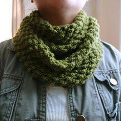 RavelrySpring Lace Infinity Scarf pattern by Linda Thachknit
