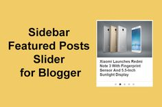 Hai Friends, Today I'm going to share a new blogger plugin. Everyone wants to show their ...