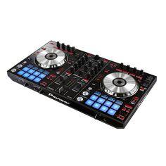 Pioneer DDJ-SR Performance DJ Controller Angle View