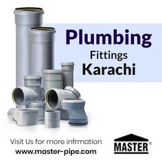We offer Plumbing Fittings in Karachi with the best quality pipes. It will go for long time without any problem. Contact us today at 92 343 865