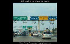 toll road > carretera de peaje