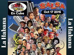 Rumba En Cuba Es El Intercambio Cultural=Musical=Empresarial=Deportivo Mas Importante En La Habana. VOCES MEDIA GROUP