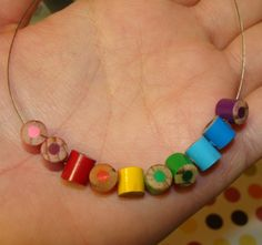 Somewhere Over The Rainbow Necklace - StaceyDawnDesigns