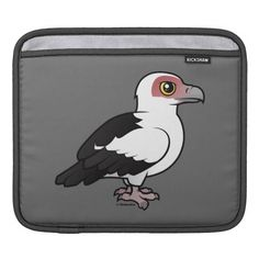 Palm-nut Vulture Electronics Sleeve