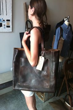 bows + arrows Stanley & Sons Tote