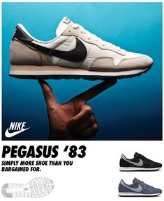 super popular 0441e bdd8a Nike Pegasus 83 nike pegasus retrorunning httpwww.prodirectselect