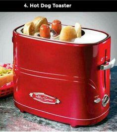 Hot Dog & Bun Toaster