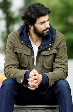Street style / Engin Akyürek #clothing style  #actor #Turkish  Engin Akyurek
