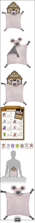 Organic Farm Buddies - Ratón de peluche (TF023)  ✿ Regalos para recién nacidos - Bebes ✿ ▬► Ver oferta: http://comprar.io/goto/B00ACA581O