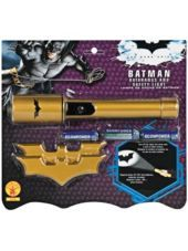 Dark Knight Batman Batarangs and Safety Light Set - Party City
