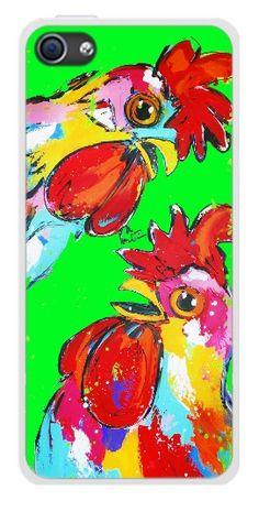 Vrolijk Schilderij Telefoonhoesje Iphone