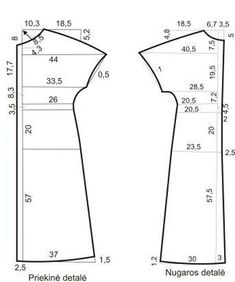 Best Ideas For Sewing Clothes Patterns Costura Dress Sewing Patterns, Sewing Patterns Free, Free Sewing, Clothing Patterns, Bag Patterns, Skirt Patterns, Blouse Patterns, Sewing Clothes, Diy Clothes
