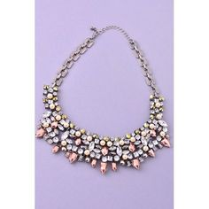 Pinky Pie Necklace!!!!!! Perfect for work or a night out on the town!! Only $49.00 at - www.lookoftheday.com