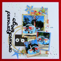 Around+&+Around+We+Go... - Scrapbook.com
