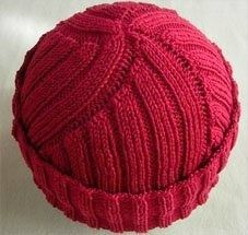 To prepare the garden a mattock was utilized to break up the clay into smaller s ¡El famoso gorro rojo de Cdt Cousteau! Knitting Patterns Free, Free Knitting, Free Pattern, Hat Patterns, Pattern Ideas, Knitting Ideas, Crochet Patterns, Knitting Yarn, Baby Knitting