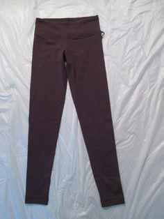 Pants Yoga Leggings RBX Color Blrown RN#63619 Material 87% Nylon/13% Spandex #RBX #Legging