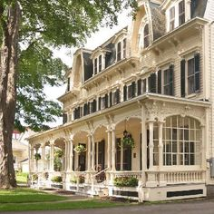 The Inn at Cooperstown in Cooperstown, NY. I've stayed here too and it, too, is incredible!