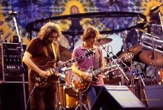 i went into labor with levi at a grateful dead concert - 1985 manor downs - just outside of austin - friend of the devil