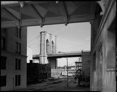 Brooklyn Bridge from Watchtower