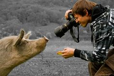 Eugene Strel: Smile, please... - Pixdaus