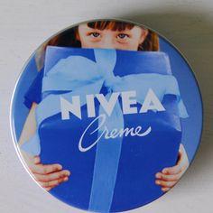 Nivea Dose Geschenk / Frankreich