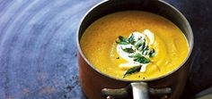 Indian Spiced Cauliflower and Dhal Soup | Vegetarian | MiNDFOOD