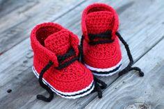 Crochet Pattern Boys Chase Street Boot Crochet