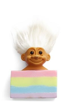 Troll Doll Soap!