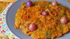 Zaalouk caviar d'aubergine à la marocaine