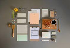 Tokyo Cafe Rebrand — The Dieline - Package Design Resource