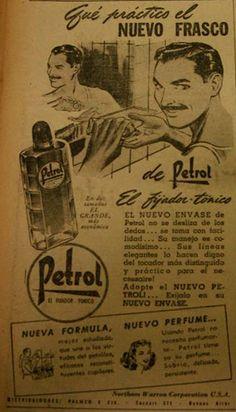 """""""Petrol"""" un nombre que parece decirlo todo para un peinado brillante y bien pegado al cuero cabelludo..."""