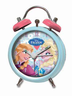 Reloj despertador Anna