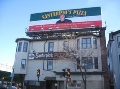 Santarpios Pizza - East Boston, MA