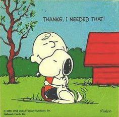 #pnts #snoopy #charliebrown #thanks #ineededthat