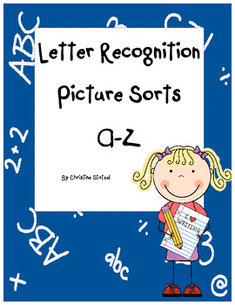 This is a 10 page set of cut and paste activities for extra practice on beginning letter sounds and recognition. Students will trace and copy the l...